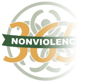 Nonviolence365 #Choosenonviolence The King Center